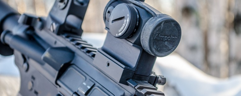 Aimpoint Micro T-1 Tactical Red Dot MOA Sight