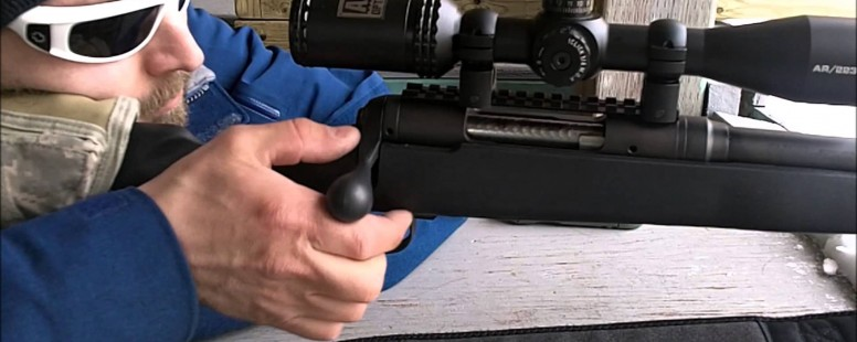 Bushnell AR Optics Drop Zone-223 Reticle Riflescope