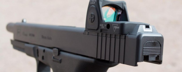 Trijicon RMR 6.5 MOA Sight