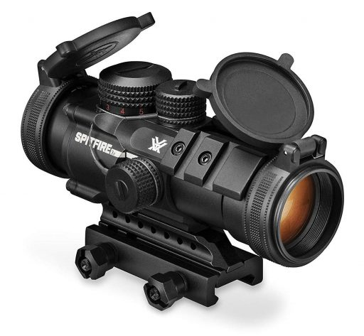 Vortex Optics SPR-1303 Spitfire 3x Prism EBR-556B Reticle MOA Scope