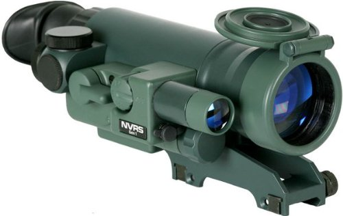 Yukon NVRS Titanium 1.5×42 Night Vision Rifle Scope Weaver Mount
